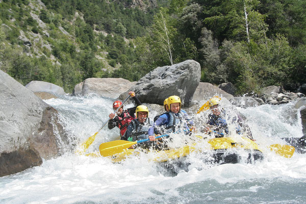 Rafting Guil