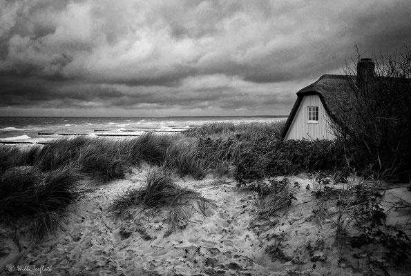 Haus in den Dünen - Ahrenshoop (Fischland)