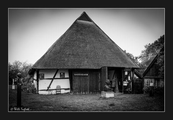 Kunstscheune in Barnstorf (Wustrow)