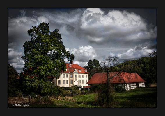 Haus Dieck mit Torhaus