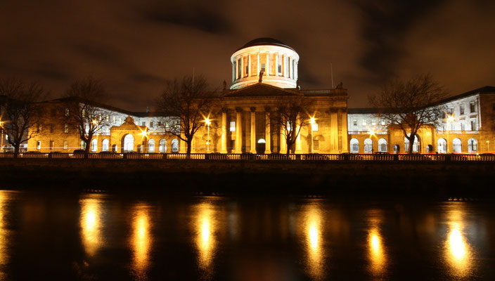 Four Courts Dublin
