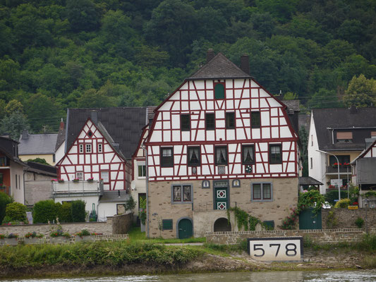 River Rhine. 2016