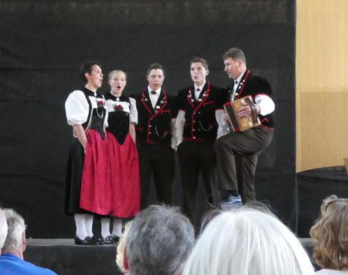 Familie Leuenberger