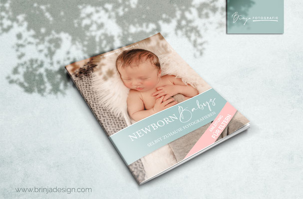 Newborn Fotos trotz Corona Fotoanleitung Ebook Babyfotos für Anfänger schwanger Geburt Maibaby Aprilbaby