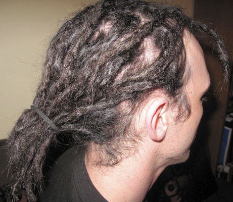 Time Cost Of Getting Professionally Made Dreadlocks Divine