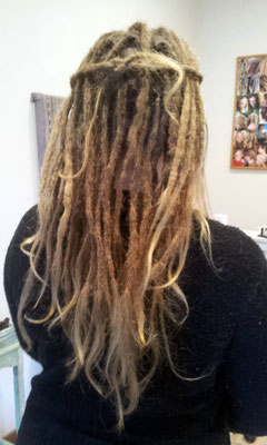 How to prepare your hair for dreads divine dreadlocks urmus Images