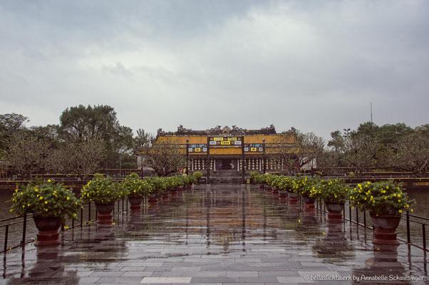 citadel of Hue - imperial city