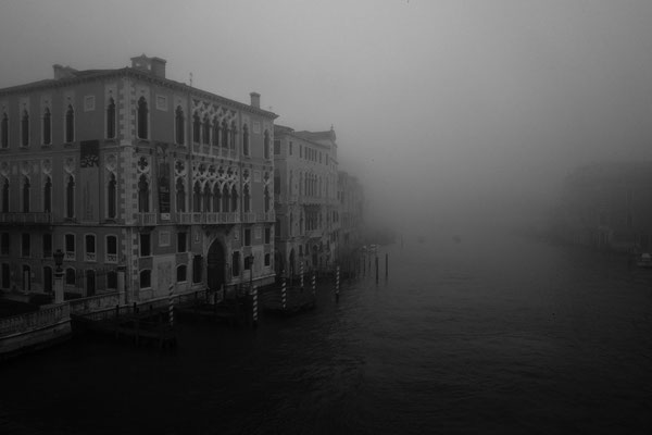 A winter postcard from the Grand Canal © Marylise Vigneau 2015