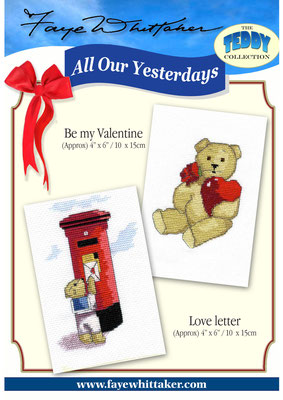 Be my valentine & love letter