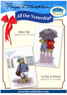 Rainy day and 1st day at school