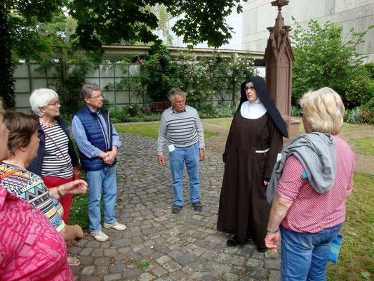 Mainz, Klarissenkloster