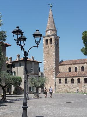Grado, Basilika Sant'Eufemia