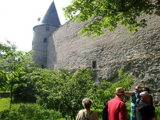 Andernach, Alte Stadtmauer
