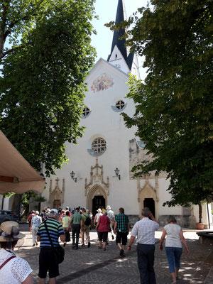 Radovljica, St. Peterskirche