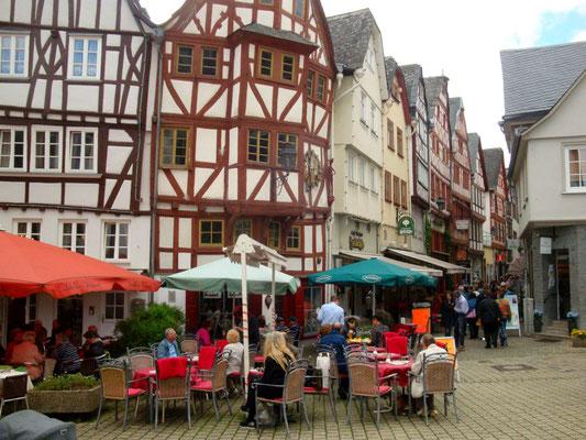 Zwischenstop in Limburg