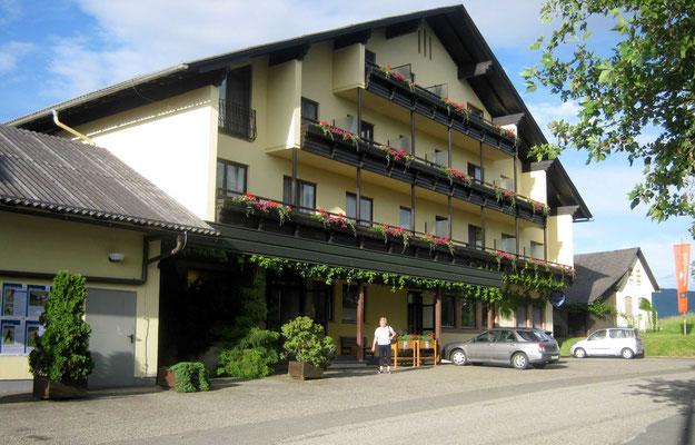 """Unser"" Hotel Berghof in St. Peter im Sulmtal"