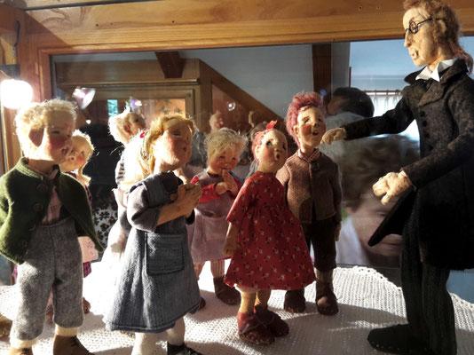 Im Elli Riehl Puppenmuseum