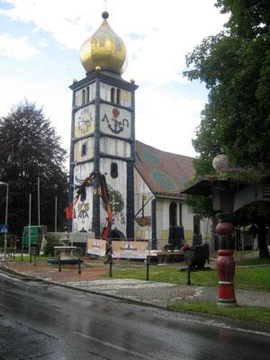 Bärnbach St.Barbara - Die Hundertwasserkirche