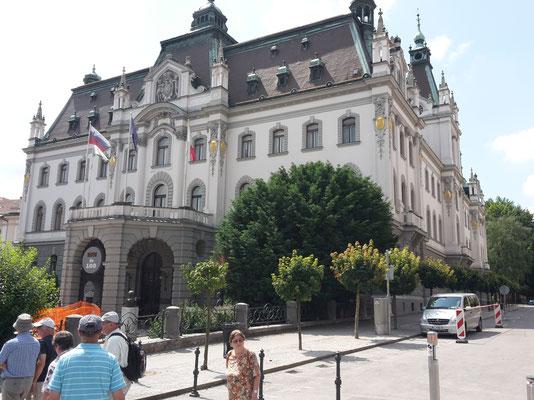 Universität Ljubljana (Hauptgebäude)