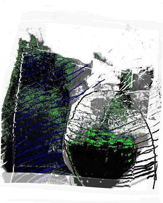 200305 - Estampe - 25 x 20 cm