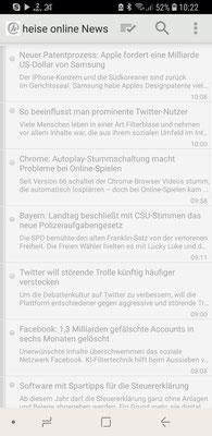 Beispielfeed (App)
