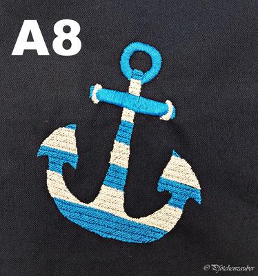 Stickdatei by Bastelfreakz-Embroidery - zum Besticken z.B. für Knochenkissen, große Halstücher ab HU 40 cm +4,50€€