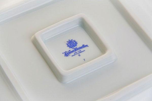 Немецкая Посуда Weimar Porzellan Роза Розовая,Интернет Магазин МагнитХаус