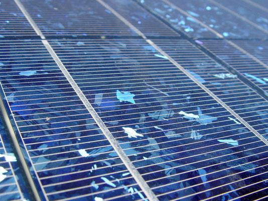 Pour l'instant le solaire ne représente qu'1% de la production locale d'énergie renouvelable, mais le territoire comporte des projets exemplaires...