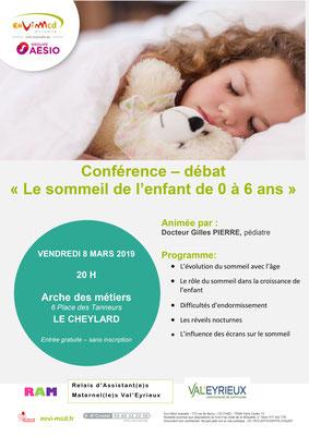 Vendredi 8 mars à 20h à L'Arche des Métiers au Cheylard