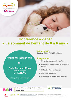 Vendredi 29 mars à 20h à la salle Fernand Roux à St-Agrève