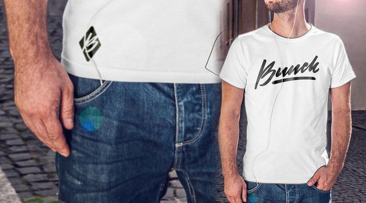 Ivan Bunin design - t-shirt