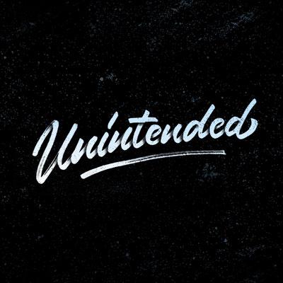 Ivan Bunin design - lettering