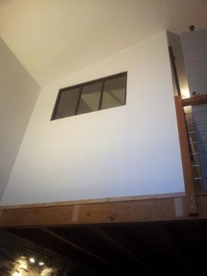 création d'une cloison en mezzanine