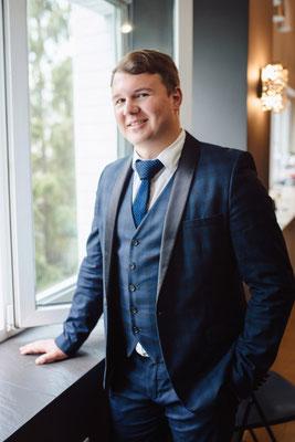 Александр Чумак - ведущий на свадьбу