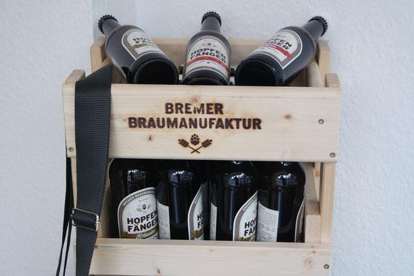 Hopfenfänger aus der Bremer Braumanufaktur