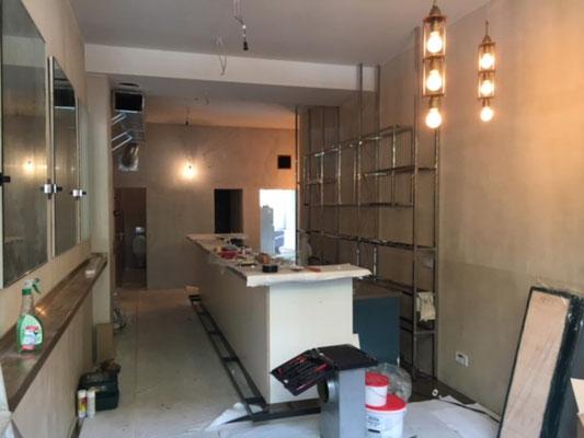 Umbau-Innenausbau