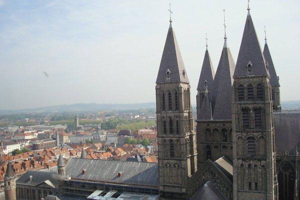 Cathédrale Notre Dame de Tournai