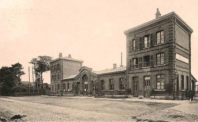 La première gare de Seclin