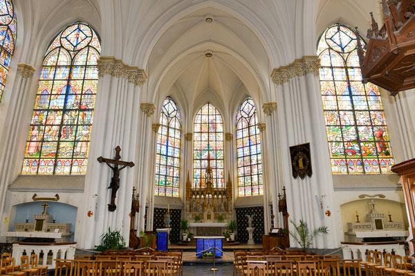 Eglise Saint Pierre de Bouvines