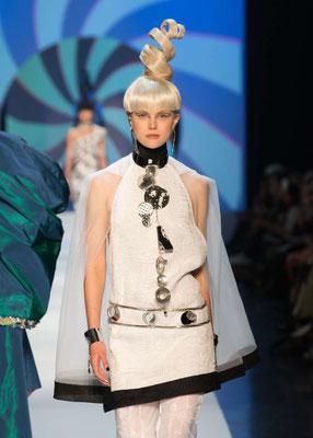 Creation for Jean-Paul Gaultier - Printemps/été 2018 Paris Haute Couture Défilés