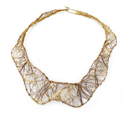 Necklace Chanvre - mod. H0964