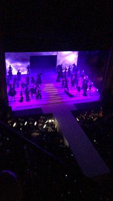Jean Paul Gaultier's last show