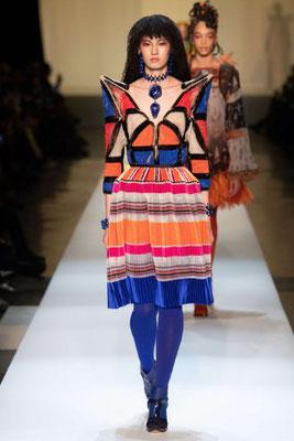 Collaboration for Jean-Paul Gaultier - SS19 Paris Haute Couture