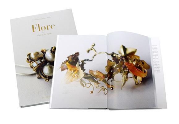 FLORE-galerie des bijoux - Patrick Mauriès e Éveline Possémé - Ed. Les Arts Décoratifs 2016