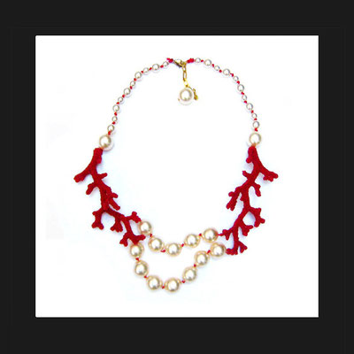 "Collection ""Dina"" - 2010 Necklace."