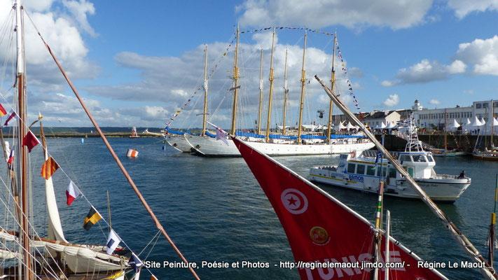 Brest 2016...RLM Photo par Régine Le Maout Rlm