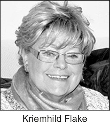 Kriemhild Flake