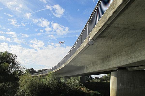 Gebäudeinspekektion, Drohne, Industriekletterer, Berufskletterer, ProRope