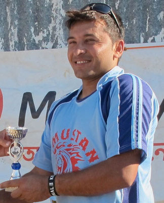 Batsman of the Tournament - Rehman of Mustangs