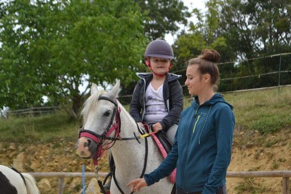 Débuter l'équitation à poney en toute sécurité
